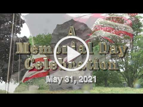 Whitman Memorial Day 2021