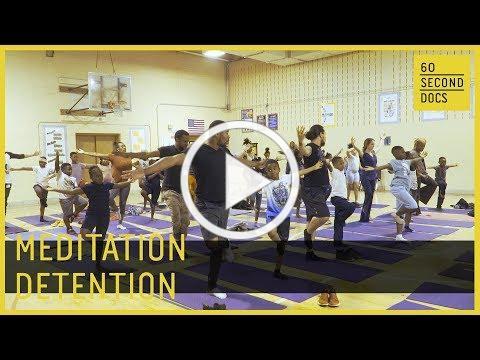 Meditation Detention | Mindful Moment // 60 Second Docs