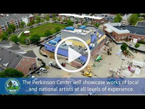 Baxter Perkinson Center for the Arts and Education Construction Update