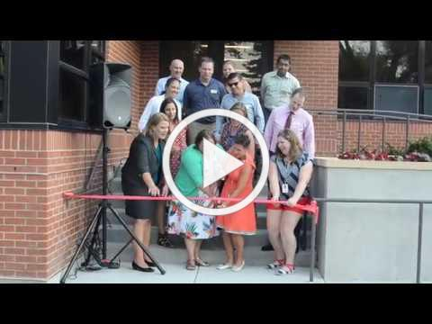 Lester School Ribbon-cutting and Tour