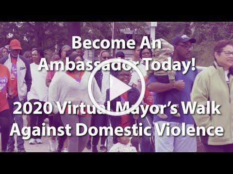 Become a Domestic Violence Awareness Ambassador Today!