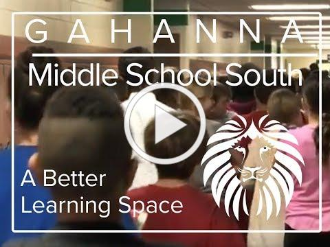 Gahanna Middle School South: A Better Learning Space