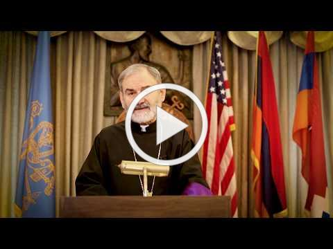 The 105th Anniversary of the Armenian Genocide - Archbishop Anoushavan