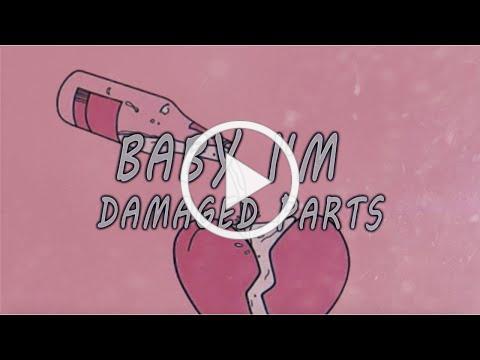 Natalie Dean - Damaged Parts (Lyric Video)