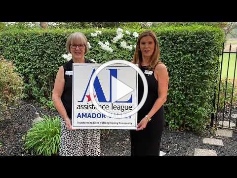 I Am The Pleasanton Chamber - Assistance League of Amador Valley