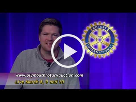 Rotary Club of Plymouth Live Auction 2019