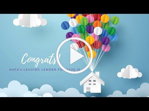 Anniston Lender Announced as AHFA's FY20 Leading Lender