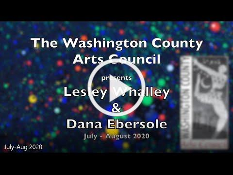 The Washington County Arts Council July and August 2020 Exhibits