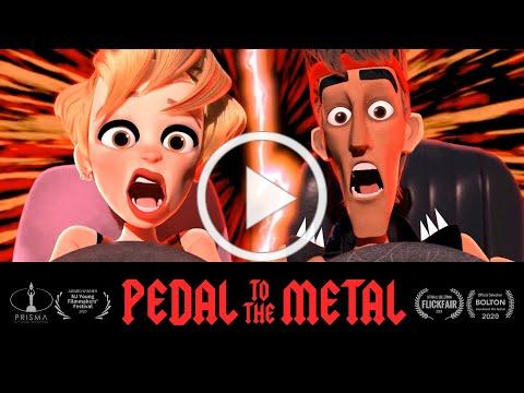 Pedal to the Metal - Animated Short Film