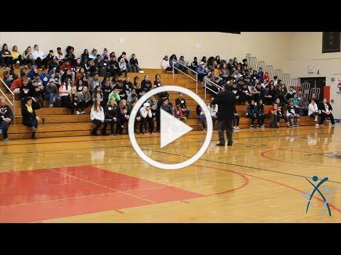 Stratford Middle School College Day 11/30/18