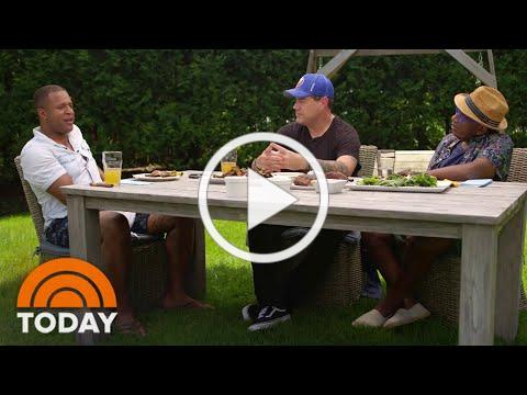See Craig Melvin, Al Roker And Carson Daly's Extended Discussion On Fatherhood
