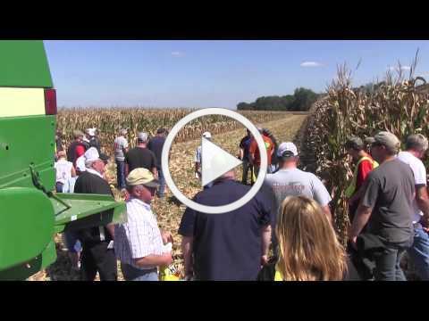 Yetter Stalk Devastator In Action (419) 953-8500 | Farm Science Review 2014