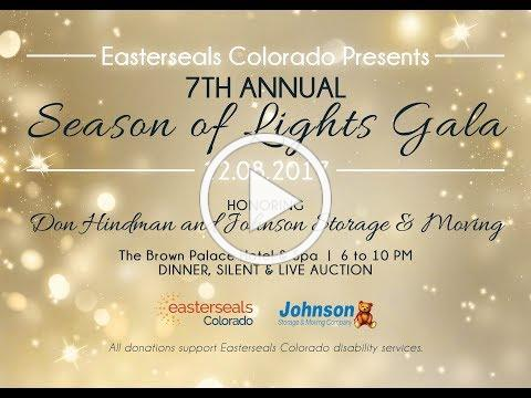 7th Annual Season of Lights Gala Photo Slideshow - 12/28/2017
