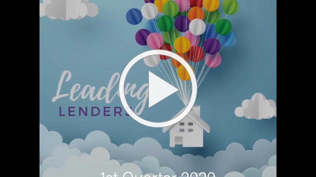 2020 1stQ Leading Lenders