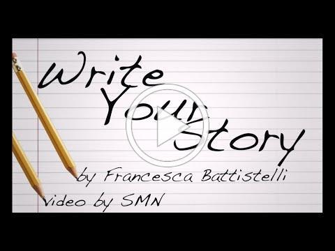 Write Your Story by Francesca Battistelli Lyrics