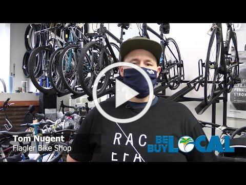 Be Local Buy Local: Flagler Bike Shop
