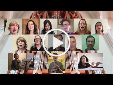 "Southwestern Texas Synod Virtual Choir - ""Blessing and Honor"""