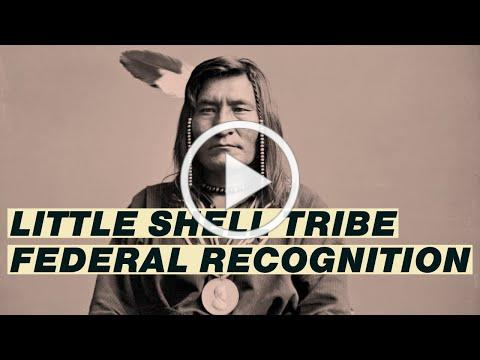 Little Shell Tribe Celebrates Federal Recognition