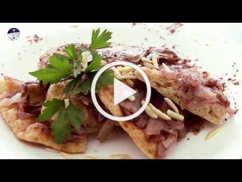 Palestinian Dish - Mushakhan