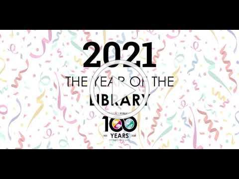 E-Resources for Centennial Celebration