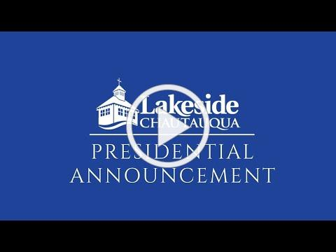 A special message from Lakeside's new President & CEO, Daniel Rogers