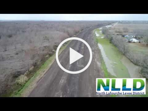 NLLD- Lockport to Larose Reach A2 Levee & Claudet Levee Lift Project