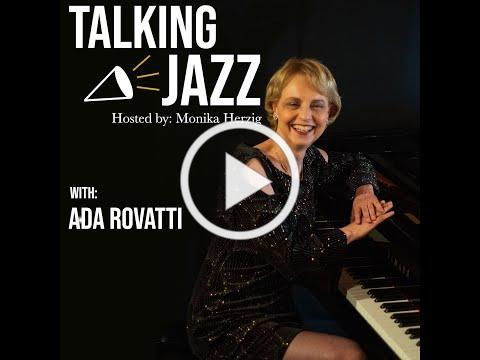 Talking Jazz with Ada Rovatti