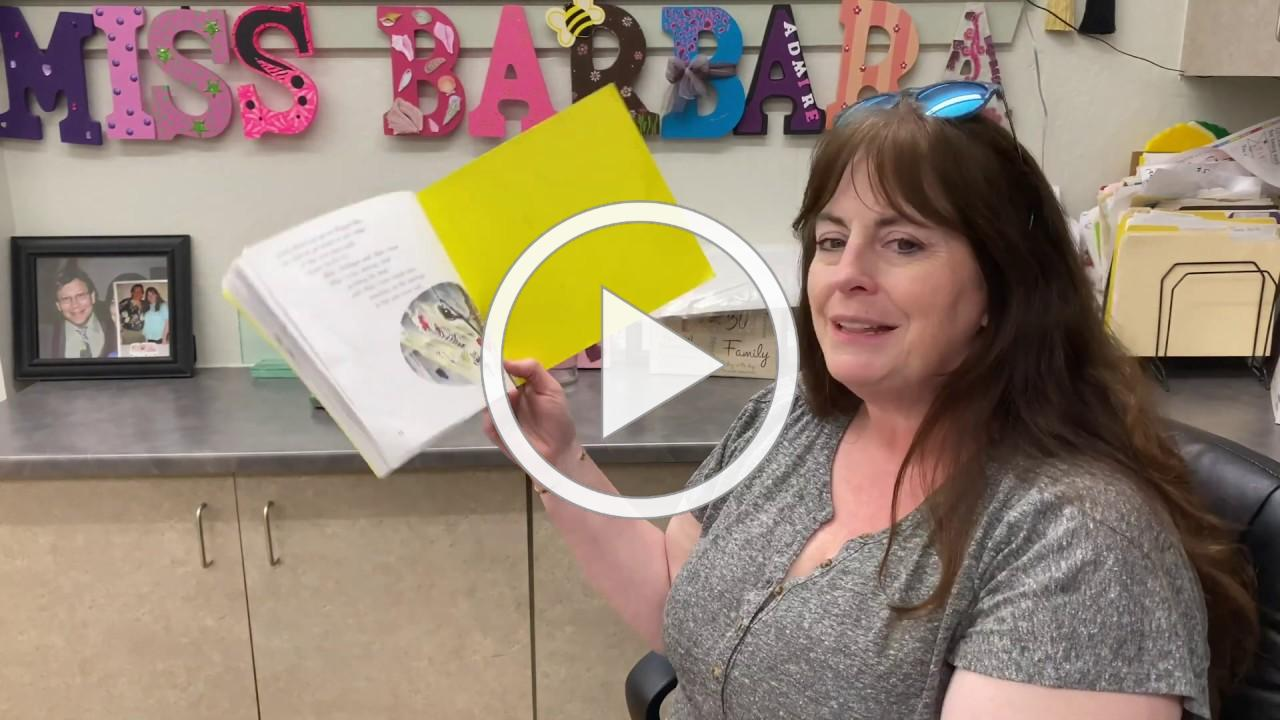 Ms. Barb reads Mike Mulligan and His Steam Shovel