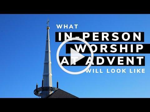 InPerson Worship Tutorial