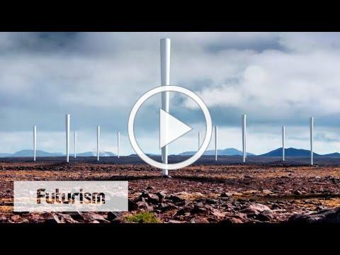 Blade-less Wind Turbines