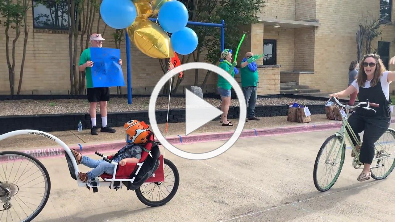 Lower School Drive Through Parade 1080p