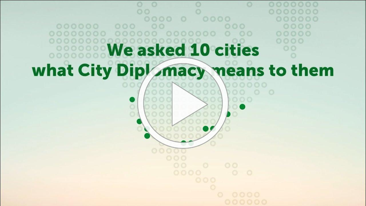 10 Cities, 10 Voices on US City Diplomacy
