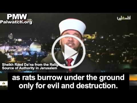 Palestinian cleric: Israel digs under the Al-Aqsa Mosque like