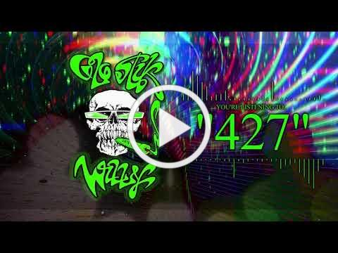 "Glostik Willy - ""427"" - Psychedelic - Hippy - Metal - Visualizer"