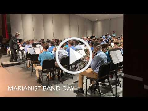 Marianist Band Day