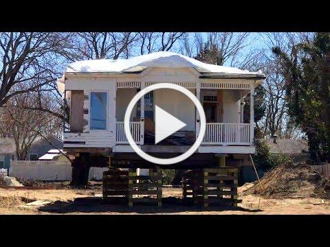 Avalon House Move Update - Cape May