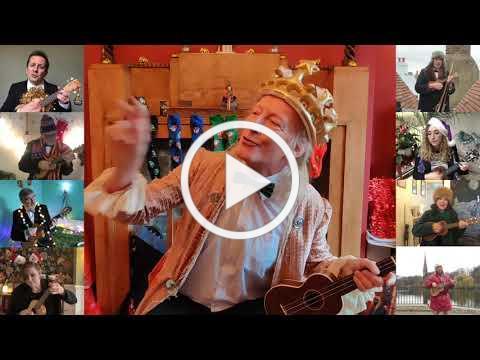 Good King Wenceslas - The Ukulele Orchestra of Great Britain