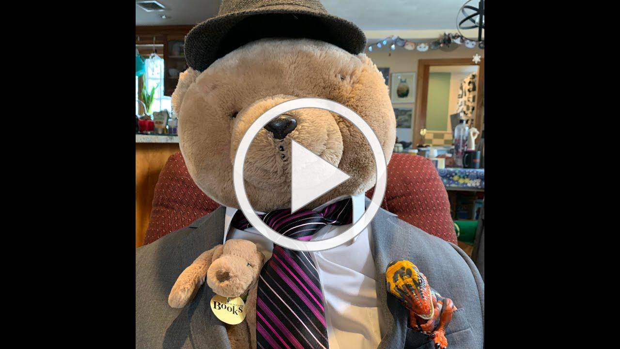 Bear's Acceptance Speech for Bookstore of the Year