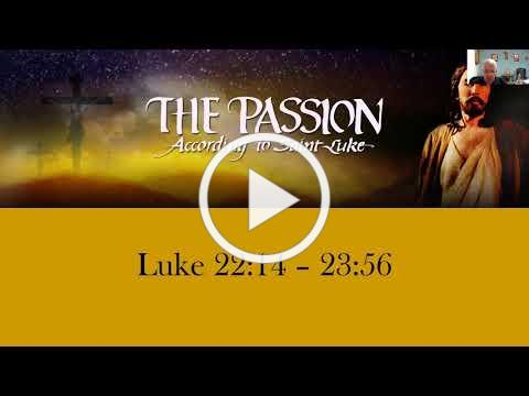 The Passion Narrative according to Luke