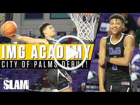 IMG Academy wins EASY Debut at City of Palms Classic! ��