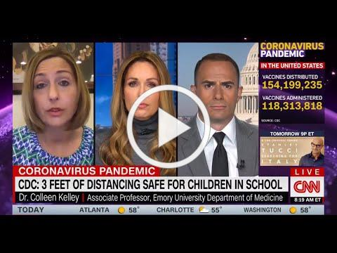 South Fork High School alum and infectious disease expert speaks on CNN about risk mitigation
