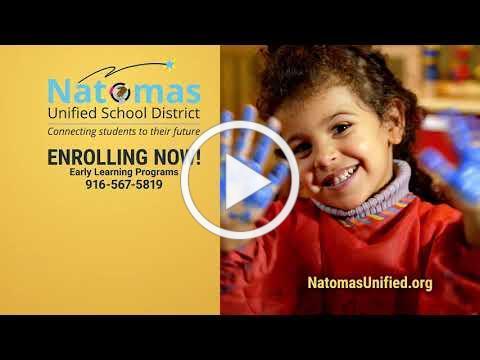 Natomas Unified Early Learning Program