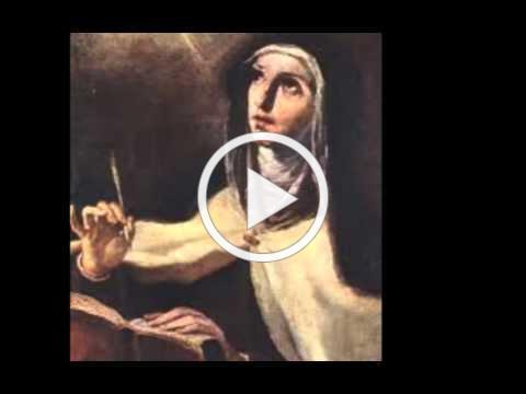 St Teresa Avila Prayer for Sleep and Comfort