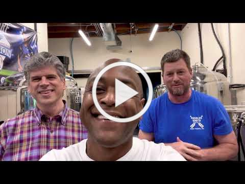 Eat Drink Triad   Behind the scenes at Paddled South Brewing Company