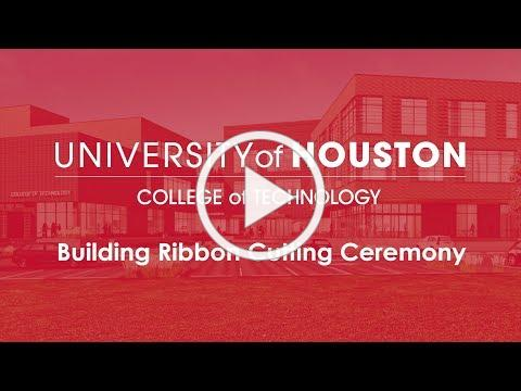 UH College of Technology Building Ribbon Cutting