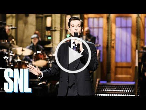 John Mulaney Stand-Up Monologue - SNL