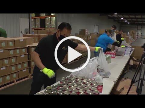 Valley food banks project food shortages in coming months