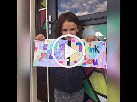 St Leonard Staff Appreciation Video from 2019-20 School Families
