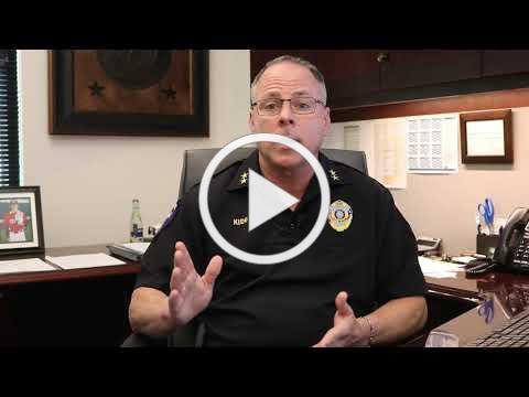 Alarm System Ordinance Explanation by Police Chief Bo Kidd