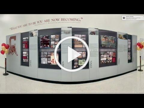 Introducing the Carver High School History Wall